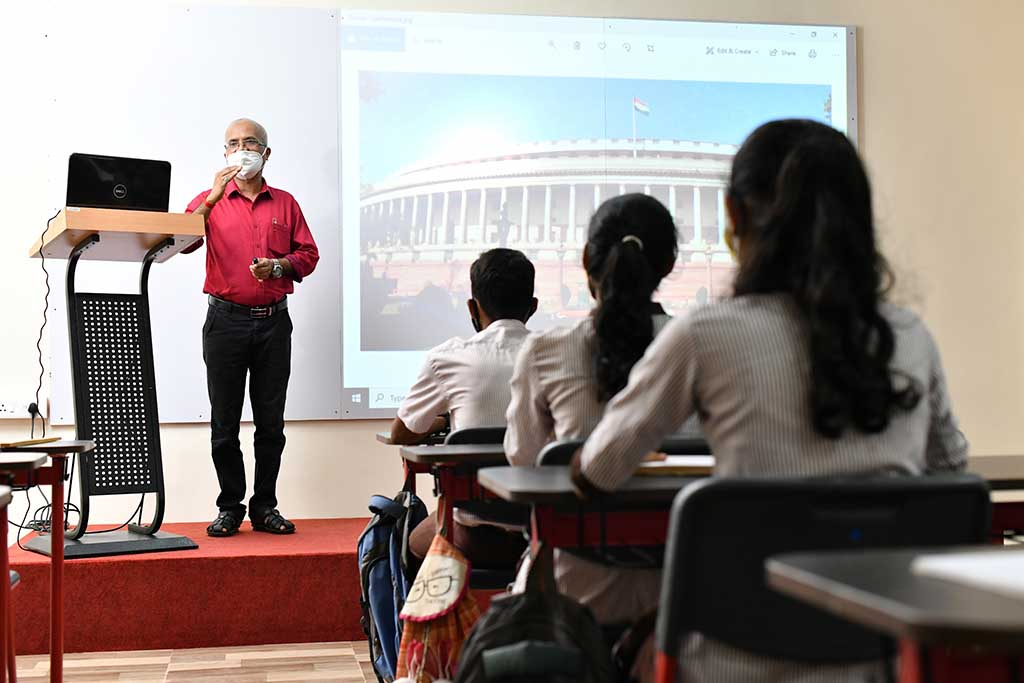 Class Teaching 1