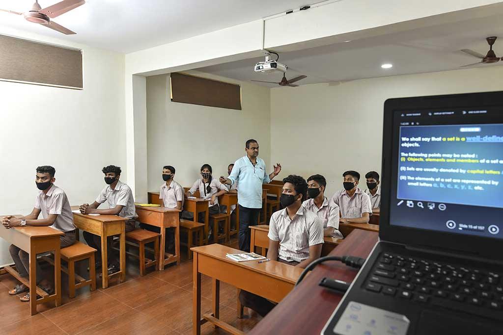 Class Teaching 2