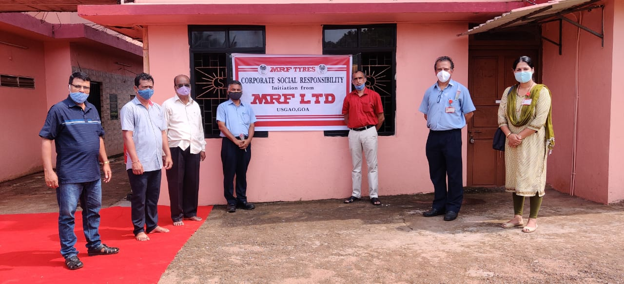 MRF officials